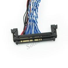 [HCM]Cáp LVDS FI-R51P-D8 51P Samsung AUO ChiMei – Nguồn bên phải