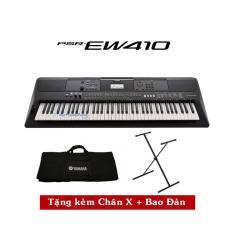 Đàn Organ Yamaha PSR-EW410 Kèm Giá nhạc + Chân X + Bao đàn – HappyLive shop