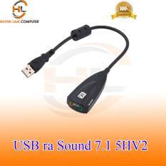 USB ra Sound âm thanh 7.1 – 5HV2