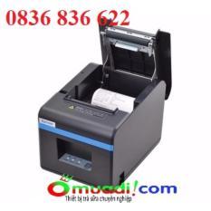 Máy in hóa đơn XPRINTER N160II KHỔ GIẤY 80mm – Hàng Nhập Khẩu + Tặng 5 cuộn giấy in nhiệt khổ 80mm