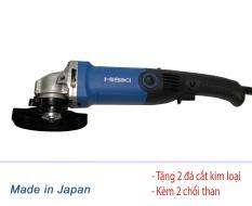 Máy mài góc đuôi dài Hibiki 9533L 950w – Made in Japan