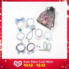 Phụ kiện tóc nữ Hàn Quốc (9 món) BERI 046-050