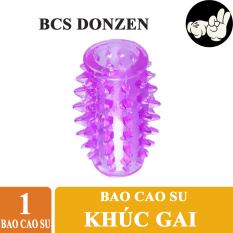 1 CHIẾC ĐÔN KHÚC GAI MỀM DÙNG NHIỀU LẦN- BCS21