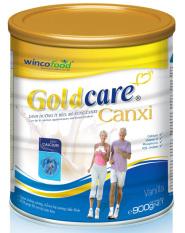 Sữa bột Goldcare Canxi 900g – Ít béo, bổ sung Canxi cho người lớn tuổi, suy nhược