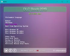USB cứu hộ máy tính DLC Boot