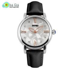 Đồng Hồ thời trang Nữ SKMEI 9095 Vân Cánh Hoa – DHA424