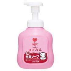 Sữa tắm gội Arau Baby 450ml