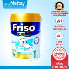 Sữa Friso Nga Số 1 – Lon 400gr – Nội Địa Nga