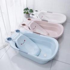 Chậu tắm ếch cao cấp cho bé