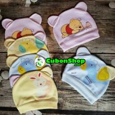 Mũ Cotton Tai Mèo Cho Bé