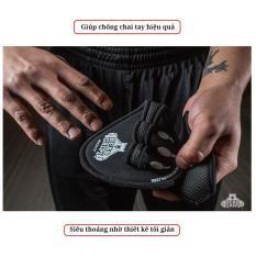 Găng tay tập gym hở ngón BearGrips BG30