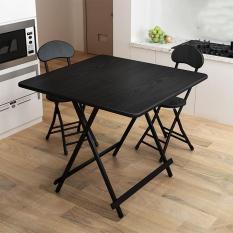Bộ bàn ăn ghế gỗ gấp gọn