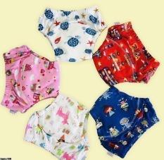 Combo 03 quần bỏ bỉm vải riokids siêu cao cấp dành cho bé