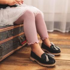 Quần legging len tăm dễ thương bé gái từ 8kg đến 18kg