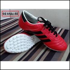 Giày bóng đá 3 sọc chống nước cao cấp+ Tặng 1 đôi tất đen hoặc trắng