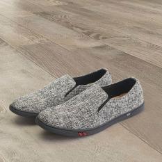 Giày lười nam Muidoi G214 (Nâu)