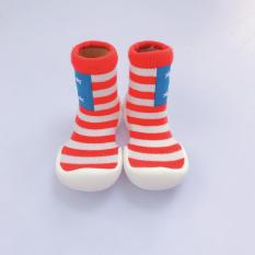 AMERICA RING WHITE Giày tập đi cho bé cưng MADE IN KOREA