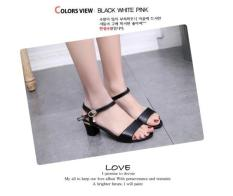 Sandal nữ đế 5cm – size ngoại cỡ
