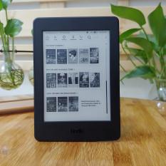 [Nhập ELMAY21 giảm 10% tối đa 200k đơn từ 99k]Máy đọc sách Kindle Paperwhite Gen 3 (7th) có đèn nền màn hình 6 300PPI RAM 512mb bộ nhớ 4GB