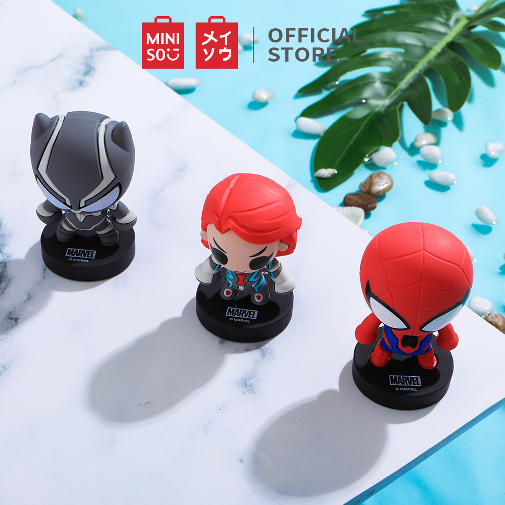 Đồ trang trí MARVEL 2.0 Q Miniso Marvel Collection Decoration