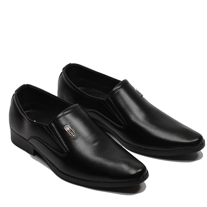 Giày tây nam không dây lịch lãm PQ46