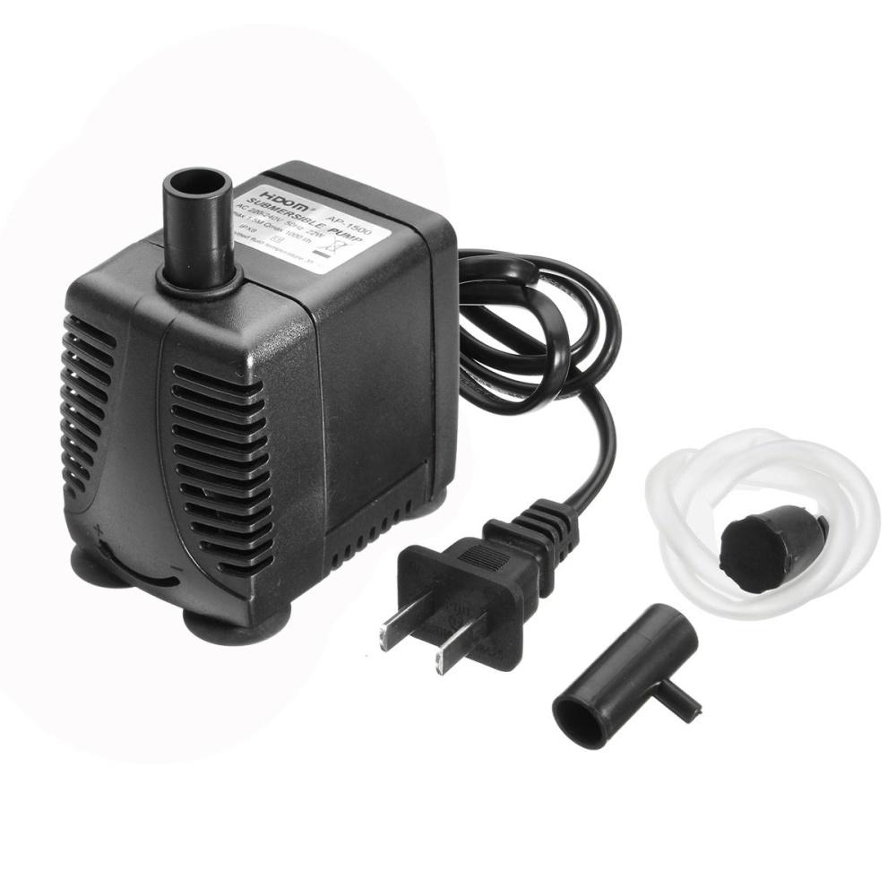 110V 220V SHOP99 Source · 1000H L Submersible Water Pump Aquarium Fish Tank Fountain Hydroponic Adapter