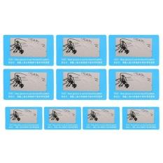 Thông tin Sp 10pcs Polarized Lens Test Card for Polarizing Sunglasses Testing – intl  uebfashion