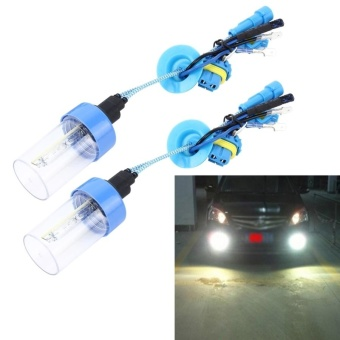 2 PCS D2H 55W 6000K HID Bulbs Xenon Lights Lamps, AC 12V - intl