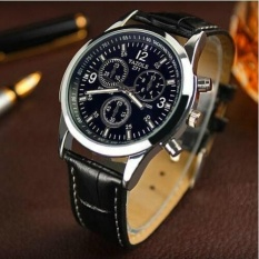 2016 luxury brand YAZOLE the hottest leisure fashion quartz Watch Jam Tangan es feminino Business men Watch Jam Tangan Leather Watch Jam Tangan relojes 271 – intl