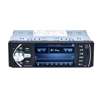 4.1 inch Car MP5 Player 12V Vedio Radio TFT Screen Bluetooth/RearView - intl