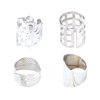 4pcs Fashion Alloy Punk Lord Nails Ring Combination Rings SR - intl - 8755284 , SP833OTAA8EA5QVNAMZ-16255230 , 224_SP833OTAA8EA5QVNAMZ-16255230 , 316000 , 4pcs-Fashion-Alloy-Punk-Lord-Nails-Ring-Combination-Rings-SR-intl-224_SP833OTAA8EA5QVNAMZ-16255230 , lazada.vn , 4pcs Fashion Alloy Punk Lord Nails Ring Combination