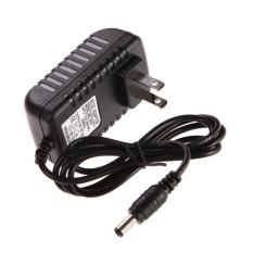 AC 100-240V Converter Adapter DC 5.5 x 2.5MM 6V 1A 1000mA Charger US Plug