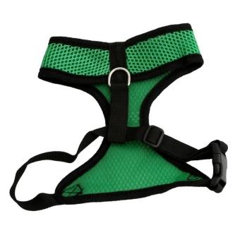 Ai Home Adjustable Soft Breathable Dog Harness Vest Rope Dog ChestStrap Leash Set XS(Green) - intl - 8074022 , BR534OTAA45LTIVNAMZ-7512806 , 224_BR534OTAA45LTIVNAMZ-7512806 , 198000 , Ai-Home-Adjustable-Soft-Breathable-Dog-Harness-Vest-Rope-Dog-ChestStrap-Leash-Set-XSGreen-intl-224_BR534OTAA45LTIVNAMZ-7512806 , lazada.vn , Ai Home Adjustable Soft Br