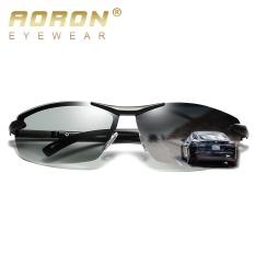 KÍNH MÁT AORON A289 mới đổi màu kính mát, kính mát nam, lái xe, kính mọi thời tiết-quốc tế