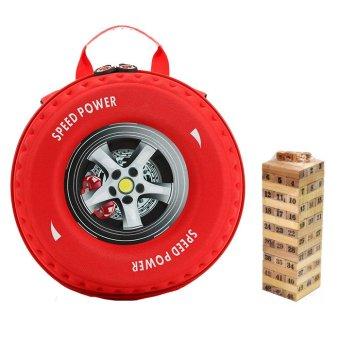 Ba lô bánh xe 3D độc đáo + bộ đồ chơi rút gỗ 54 thanh sáng tạo (Đỏ) - 8331527 , NO007OTAA19UODVNAMZ-1930225 , 224_NO007OTAA19UODVNAMZ-1930225 , 350000 , Ba-lo-banh-xe-3D-doc-dao-bo-do-choi-rut-go-54-thanh-sang-tao-Do-224_NO007OTAA19UODVNAMZ-1930225 , lazada.vn , Ba lô bánh xe 3D độc đáo + bộ đồ chơi rút gỗ 54 thanh sán