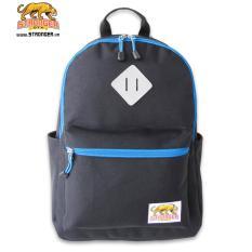 Ba lô dã ngoại Đen/Xanh Bích Stronger Bag