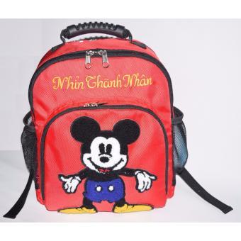 Ba lô học sinh lớp 1~2 ( màu đỏ) hình chuột Mickey-Thêu tên miễn phí - 8792453 , TP111OTAA6AQB4VNAMZ-11622871 , 224_TP111OTAA6AQB4VNAMZ-11622871 , 290000 , Ba-lo-hoc-sinh-lop-12-mau-do-hinh-chuot-Mickey-Theu-ten-mien-phi-224_TP111OTAA6AQB4VNAMZ-11622871 , lazada.vn , Ba lô học sinh lớp 1~2 ( màu đỏ) hình chuột Mickey-Th