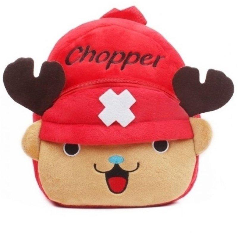 Giá bán Ba lô nhỏ hình Tony Chopper QTT (Đỏ)