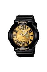 Baby-G BGA-160-1B – Đồng hồ nữ / Dây nhựa (Đen)