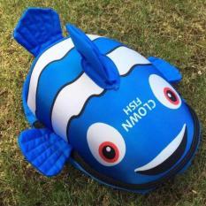Balo cá đáng yêu cho bé