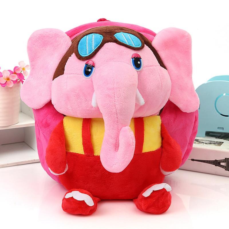 Giá bán Balo chú voi đáng yêu cho bé trai (Đỏ)