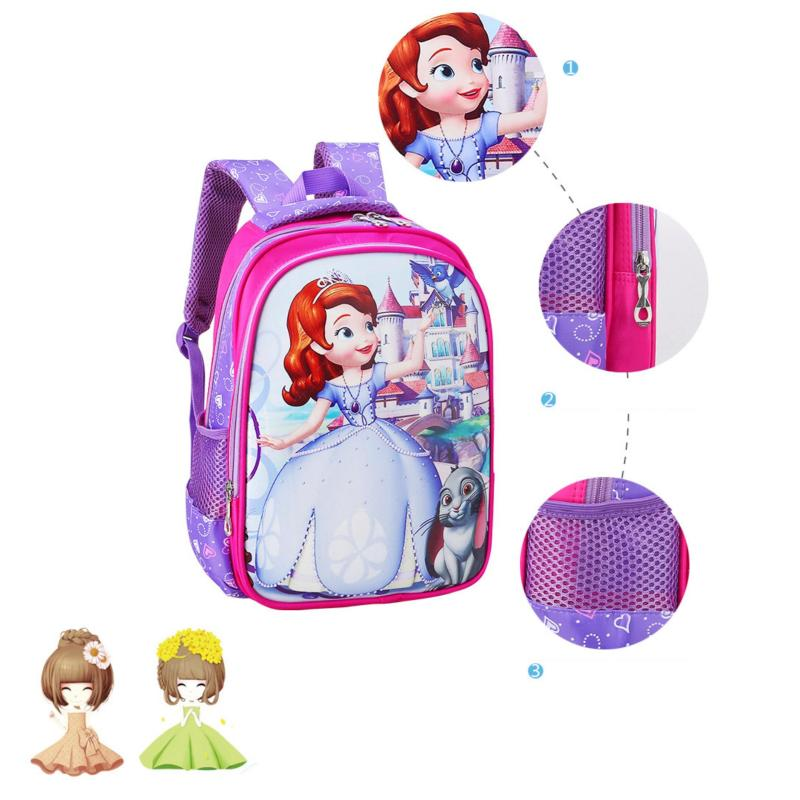 Giá bán Balo công chúa bé gái trong lâu đài cấp I
