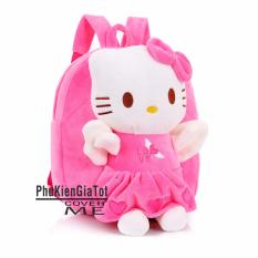 Balo Kitty dễ thương dành cho bé gái