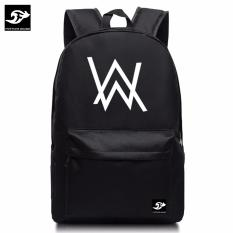 Balo laptop Alan Walker 1114D (Đen)
