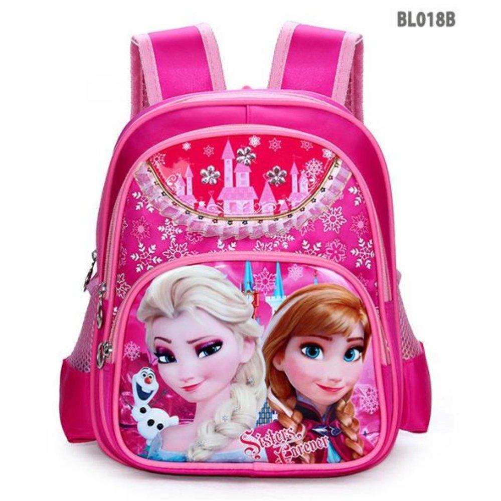 Balo mầm non công chúa elsa cho bé BL018B