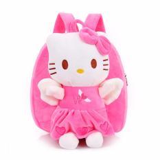 Balo mèo Kitty đáng yêu cho bé gái