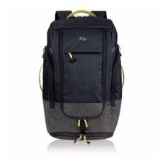"""Balo Solo Velocity Max Backpack 17.3"""" Xám – Vàng (ACV732)"""