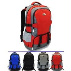 Balo túi xách du lịch nhiều ngăn bằng vải dù – NKT-BL-2833 (Nhiều màu)