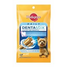 Bánh Xương Chăm Sóc Răng Dành Cho Chó NHỎ – Pedigree Dentastix-75GR