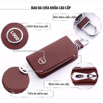 Bao da chìa khóa thời trang dành cho xe Audi (đen) - 8576928 , OE680OTAA51I18VNAMZ-9290600 , 224_OE680OTAA51I18VNAMZ-9290600 , 176000 , Bao-da-chia-khoa-thoi-trang-danh-cho-xe-Audi-den-224_OE680OTAA51I18VNAMZ-9290600 , lazada.vn , Bao da chìa khóa thời trang dành cho xe Audi (đen)